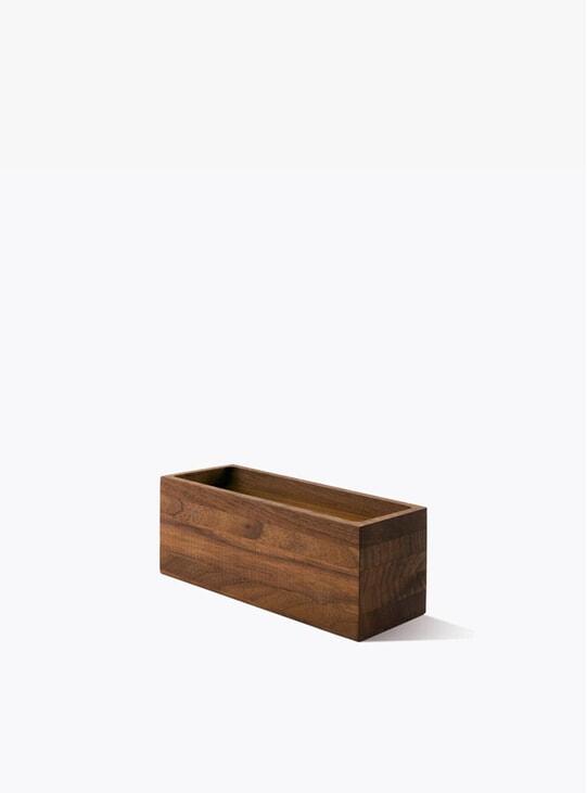 Medium Wooden Container