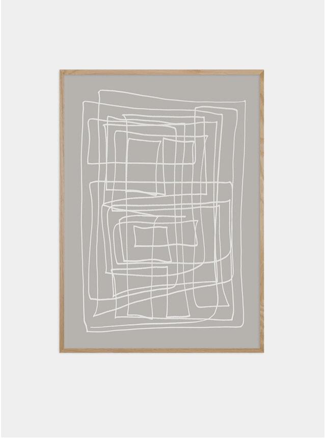 Deconstructed No.43 Print