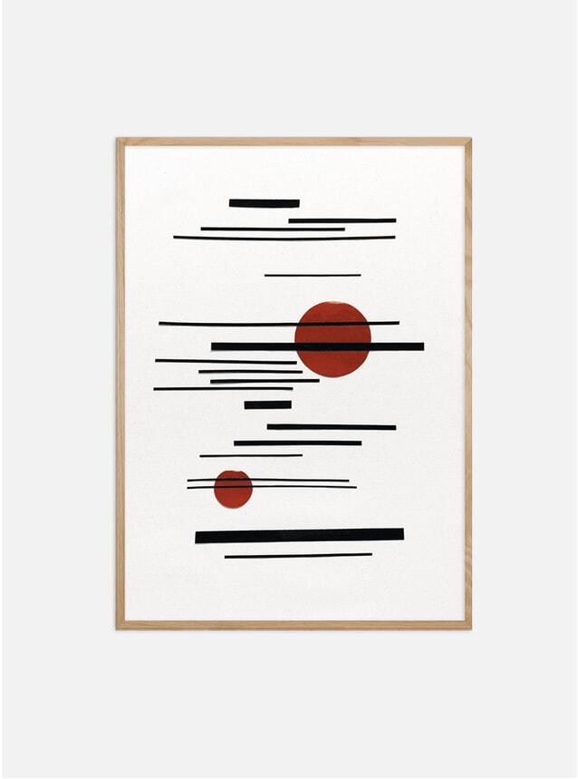 Circles No.15 Print