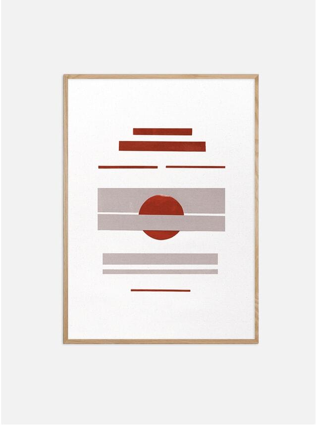 Circles No.16 Print