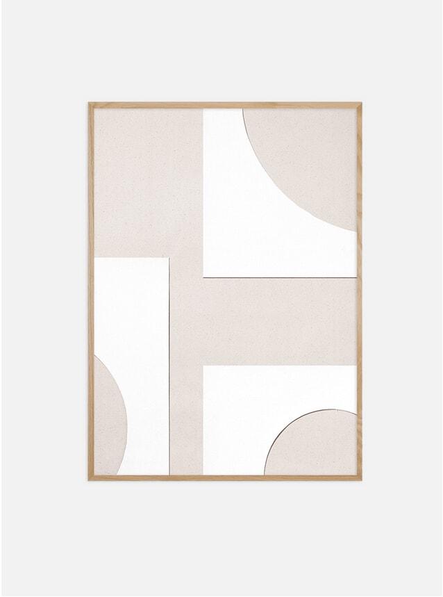 Object Blanc No.23 Print