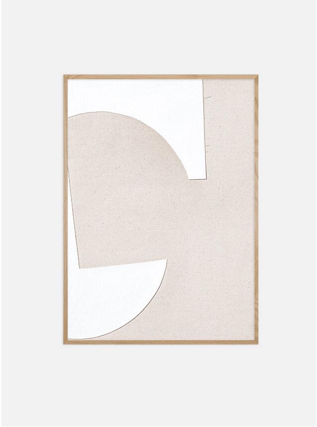 Object Blanc No.25 Print