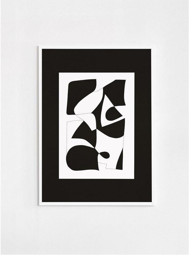 Object Blanc No.26 Print
