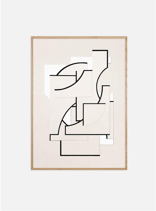Object Blanc No.27 Print