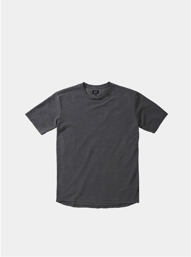 Anthracite Huw Tee