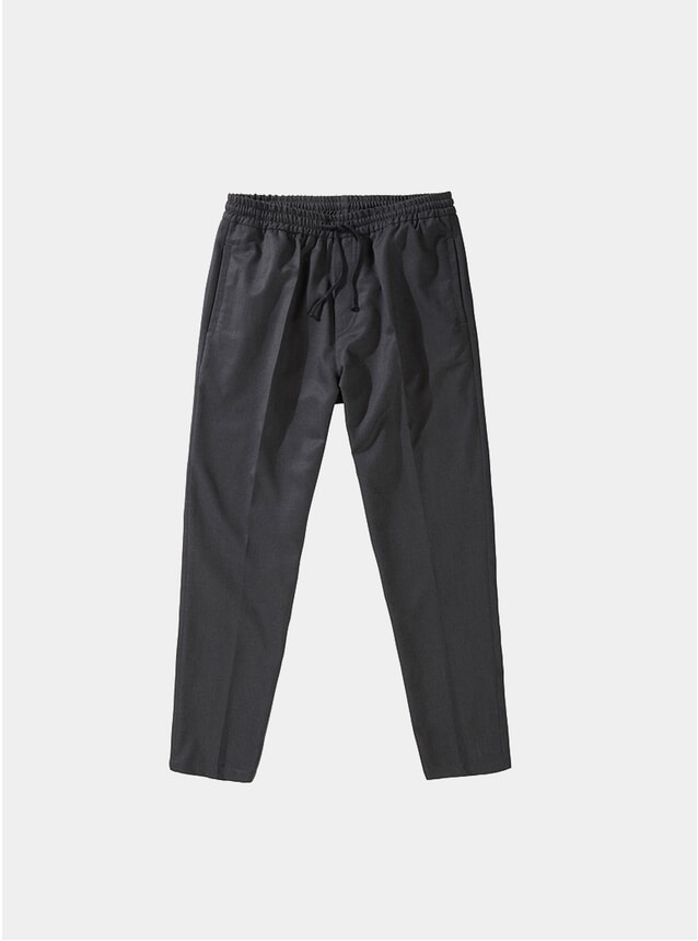 Anthracite Woody Pants