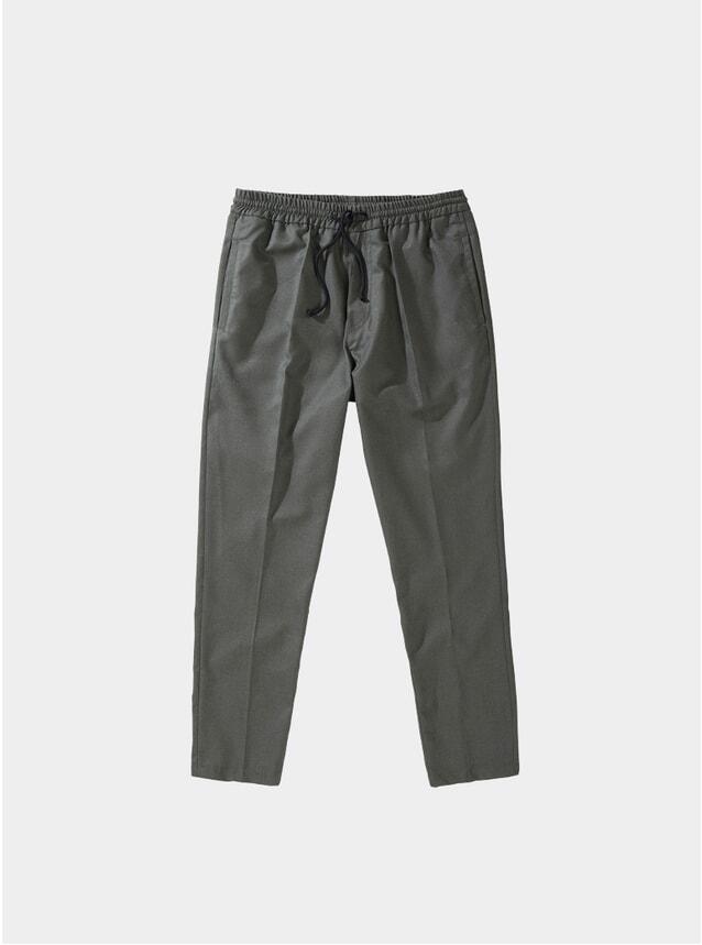 Dark Olive Woody Pants