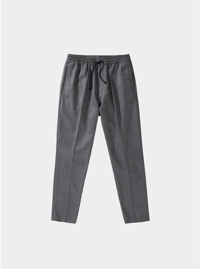Grey Woody Pants
