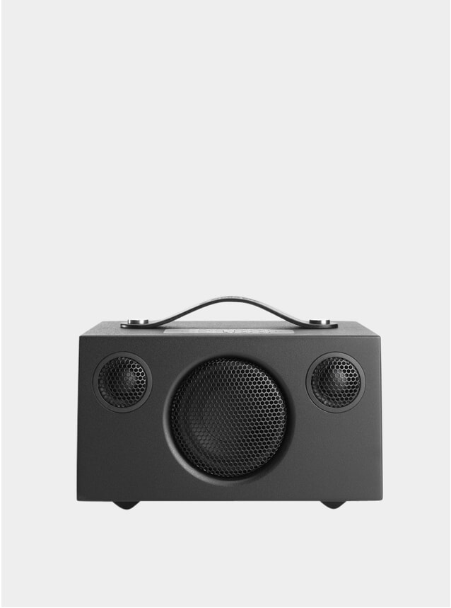 Black Addon C3 Bluetooth Speaker