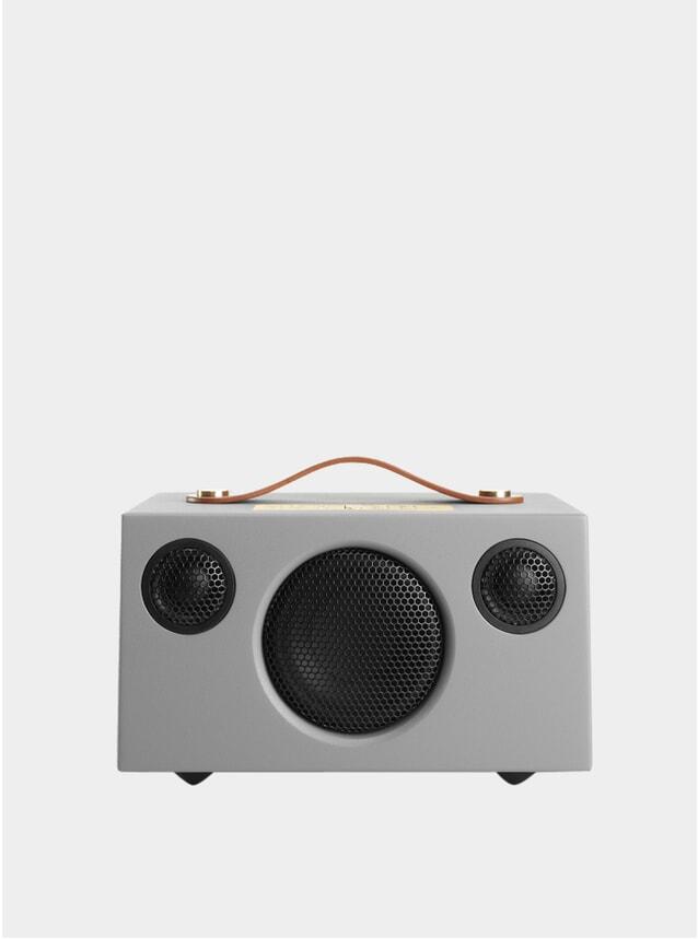 Grey Addon C3 Bluetooth Speaker