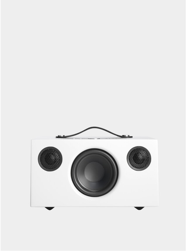 White Addon C5A Speaker