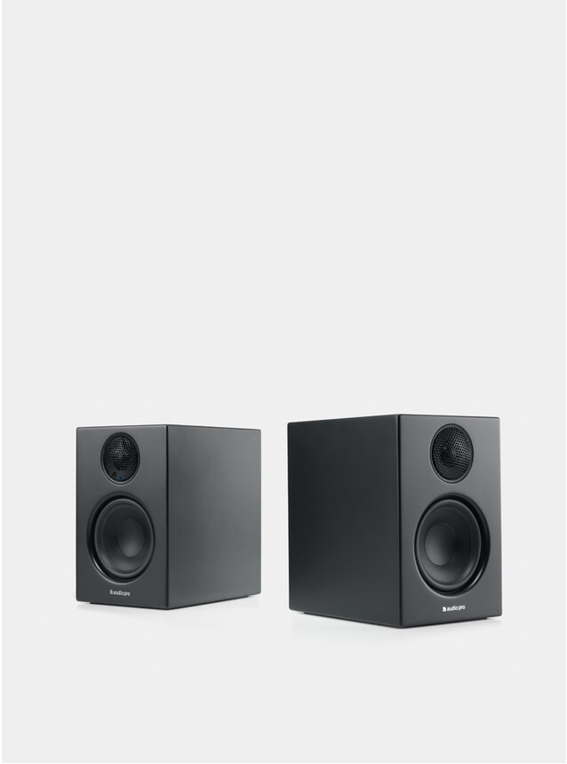 Black Addon T14 Wireless Speakers