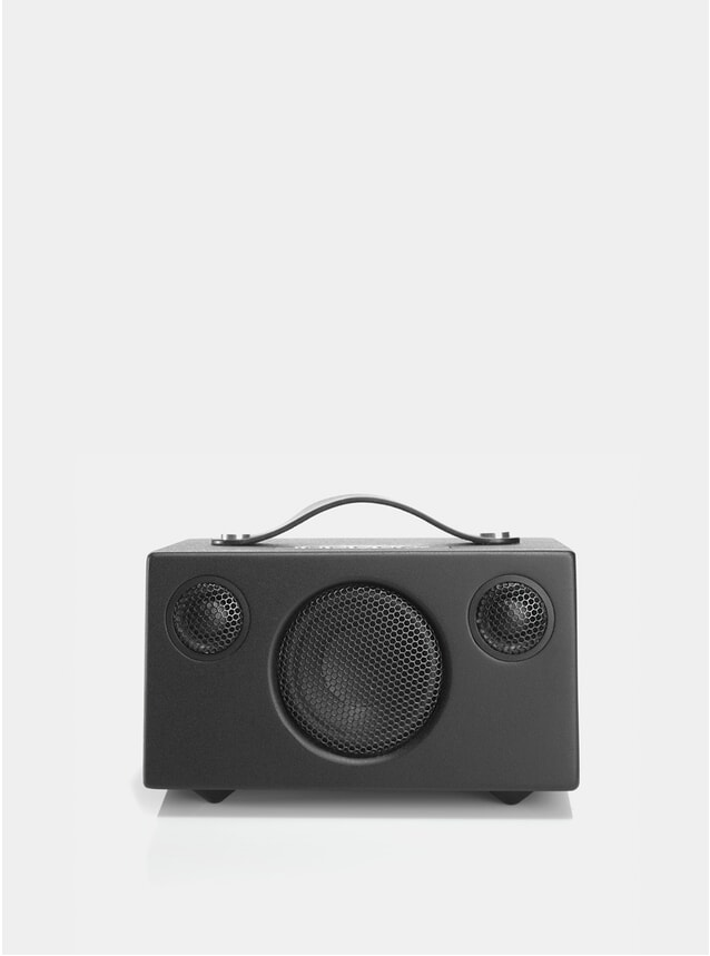 Black Addon T3 Portable Speaker