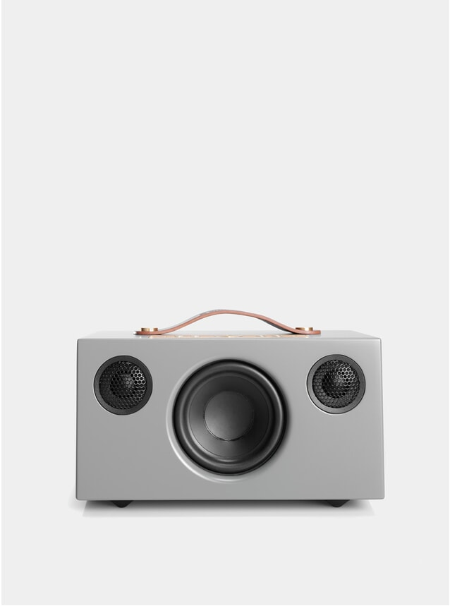 Grey Addon C5 Speaker