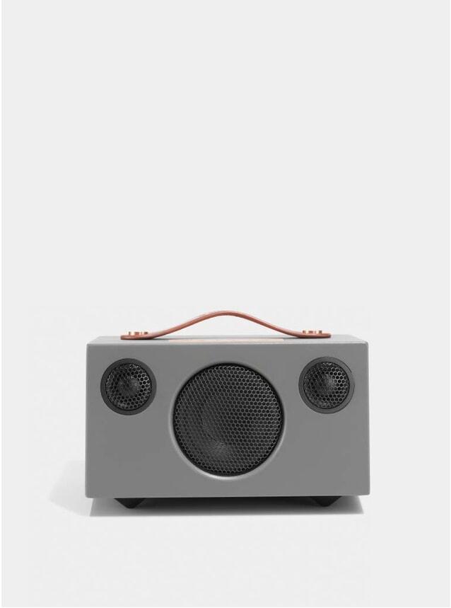 Grey Addon T3 Speaker