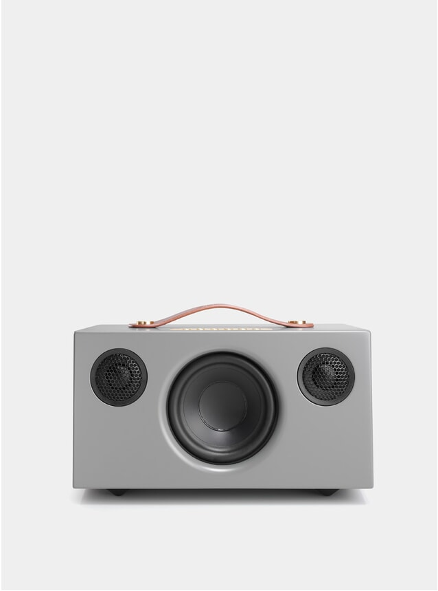 Grey Addon T5 Wireless Speaker
