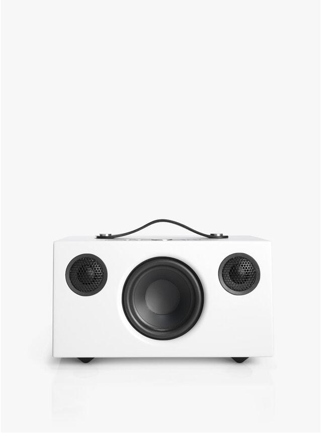 White Addon C5 Speaker