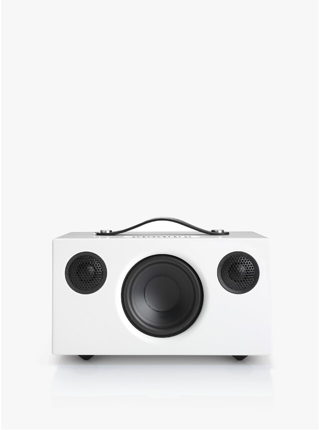 White Addon T5 Wireless Speaker