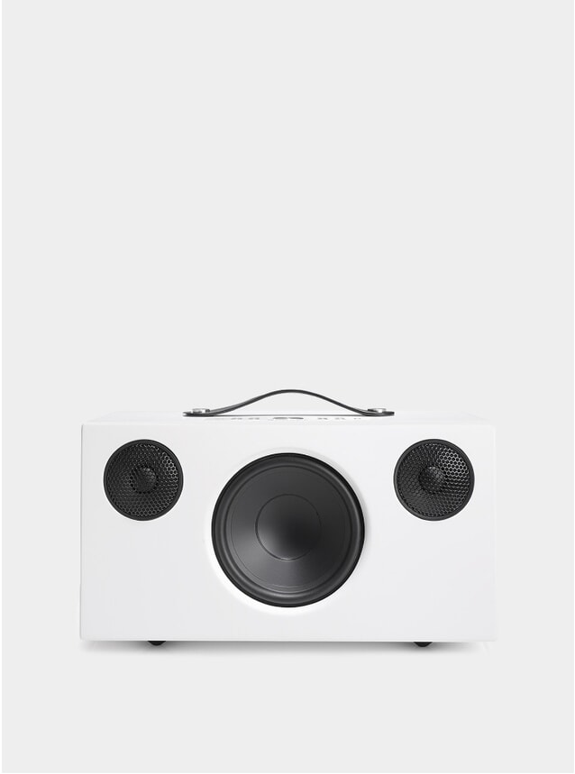 White C10 Addon Speaker
