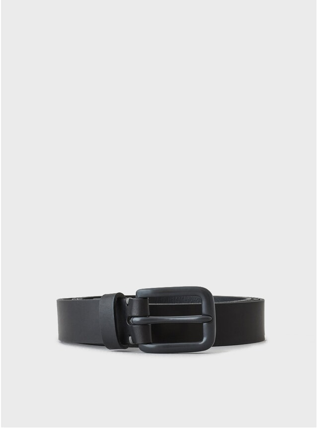Black / Grey Buckle  LTD Edition Modernist Belt