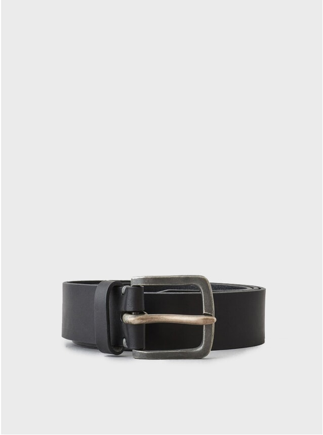 Black / Pewter Original Belt