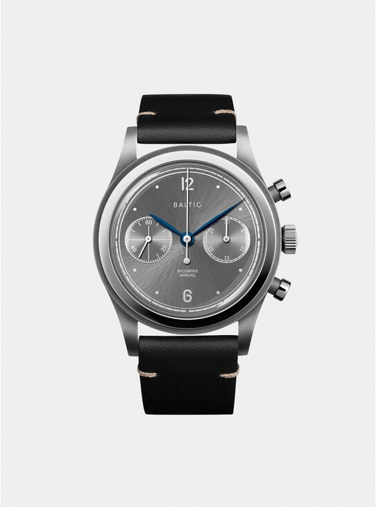 Black / Slate Bicompax 001 Watch