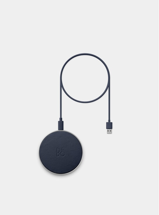Indigo Blue QI Wireless Charging Pad