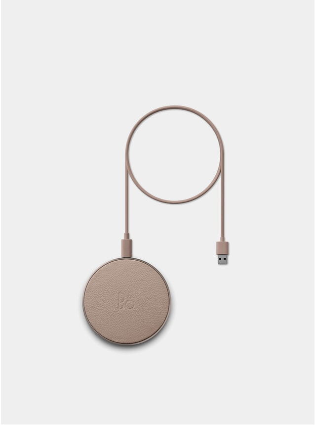 Natural QI Wireless Charging Pad