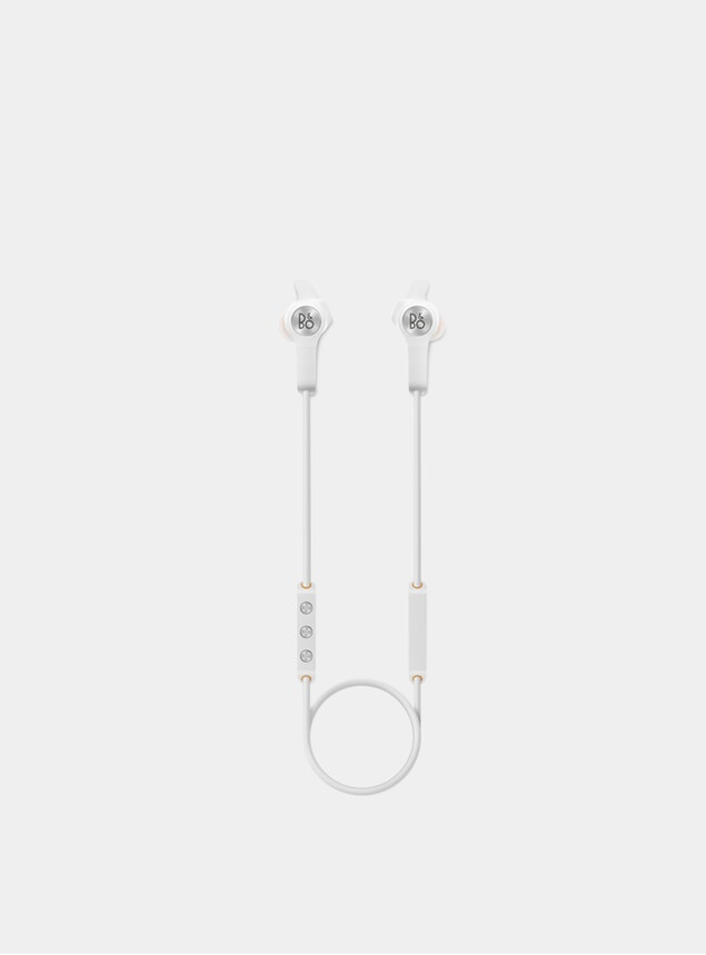White E6 Motion Earphones