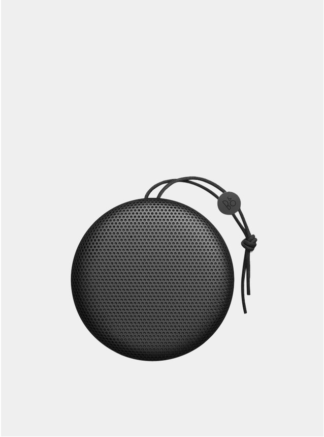 Black Beoplay A1 Portable Speaker