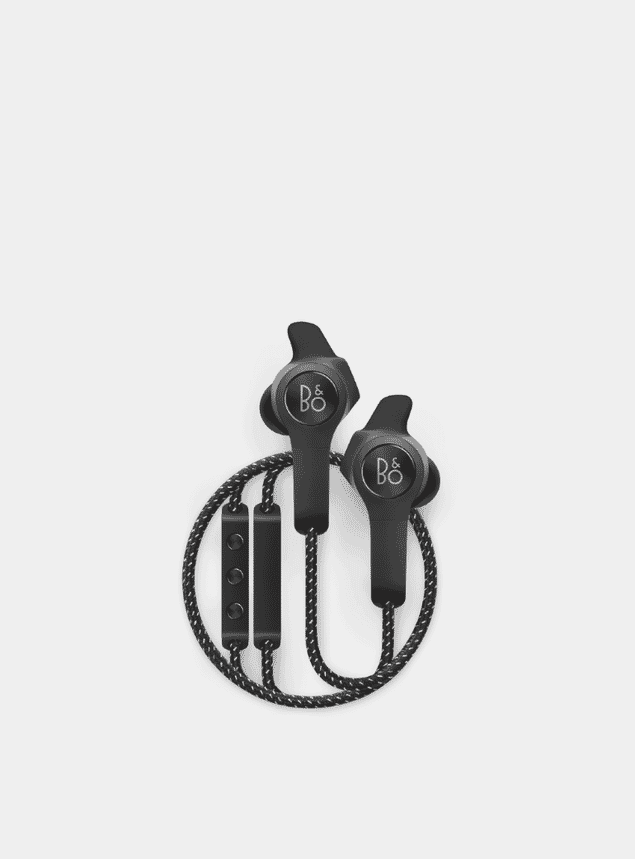 Black Beoplay E6 Earphones
