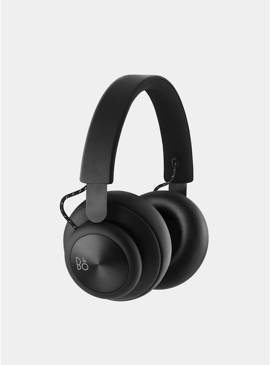 Black Beoplay H4 Headphones