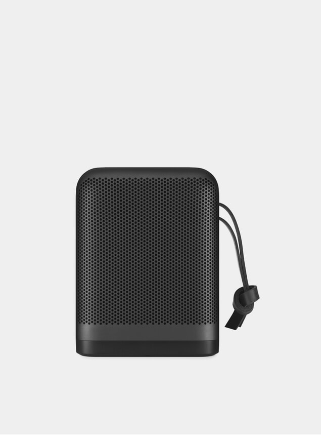 Black Beoplay P6 Portable Speakers