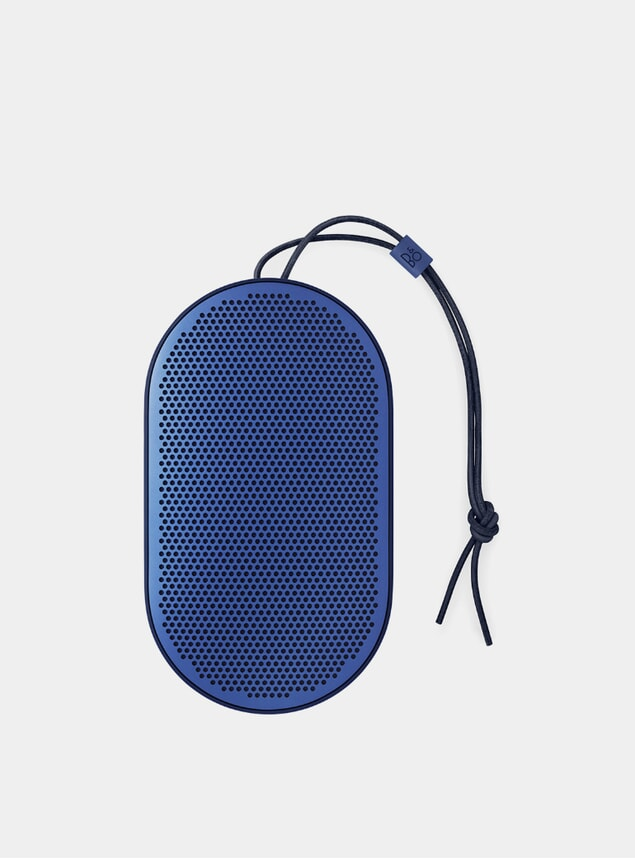 Royal Blue Beoplay P2 Portable Speaker