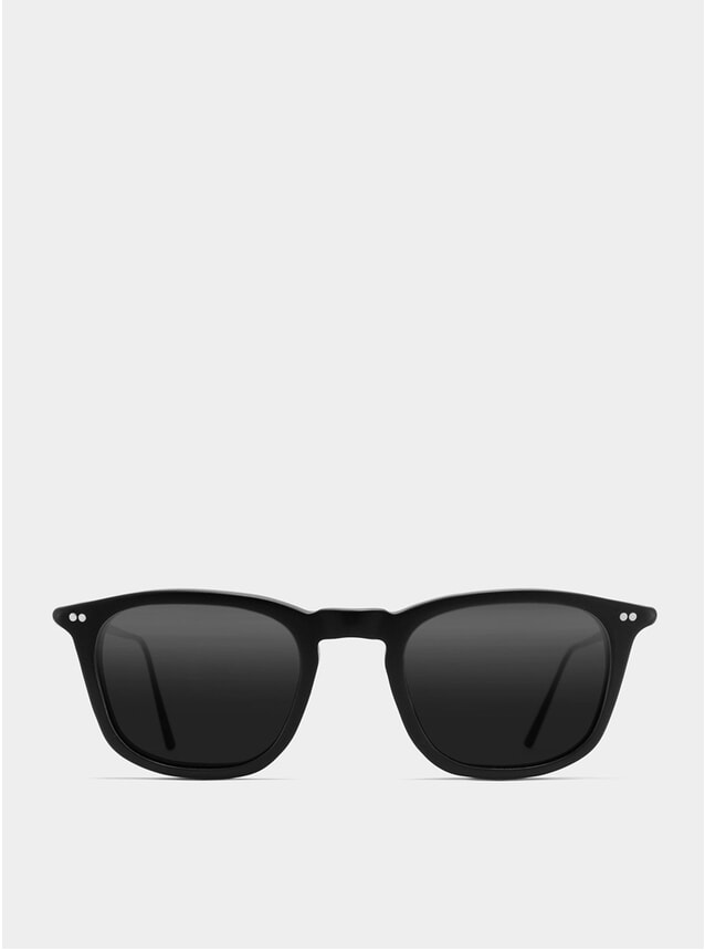 Black Profile Sunglasses