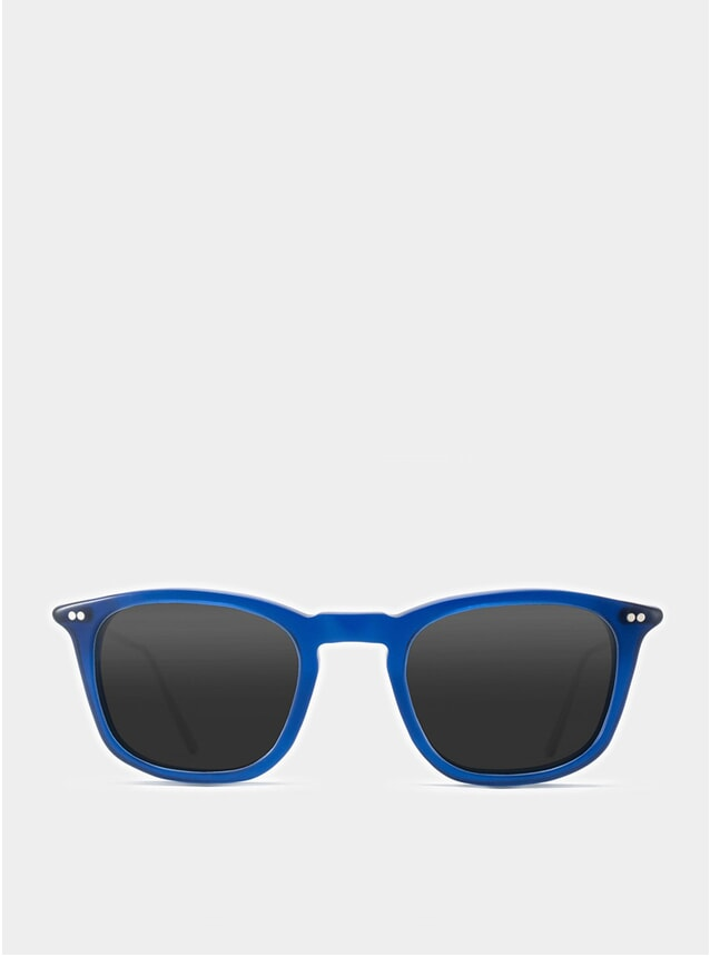 Blue Profile Sunglasses