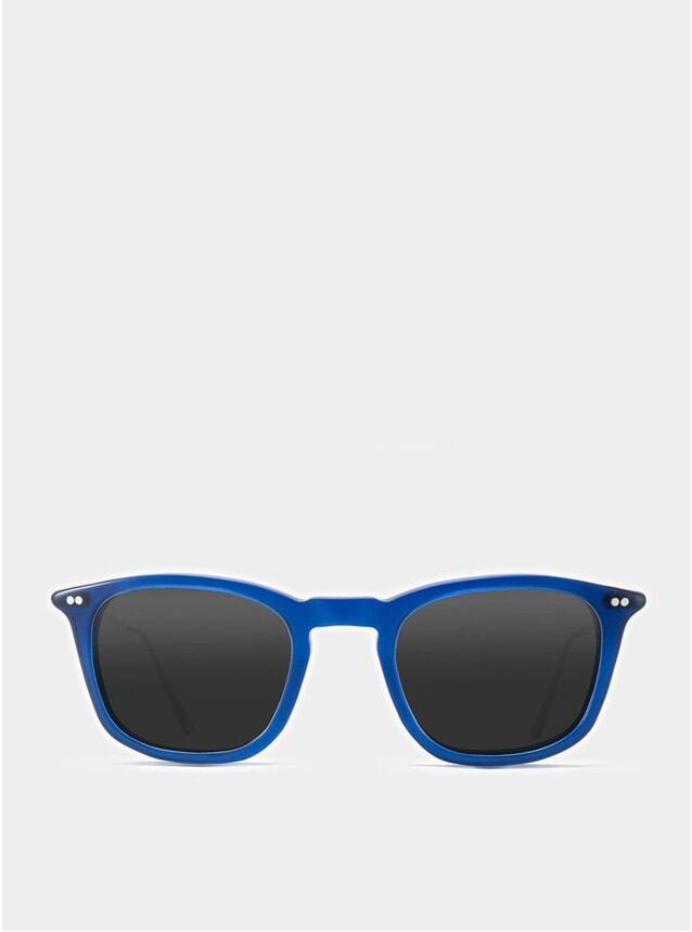 Blue Profile Sunglasses