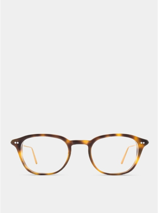 Tortoise OneThree F Glasses