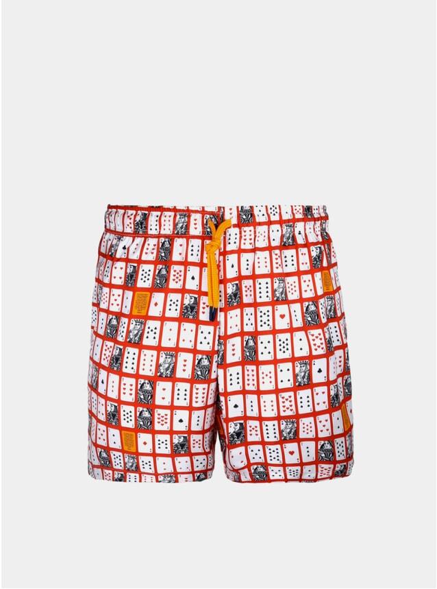 Poker Swim Shorts