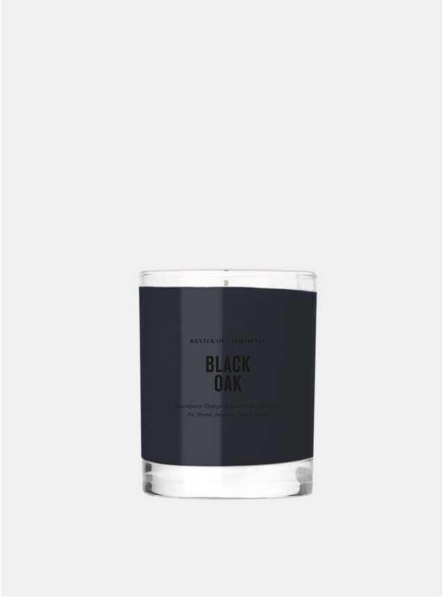Black Oak Scented Candle