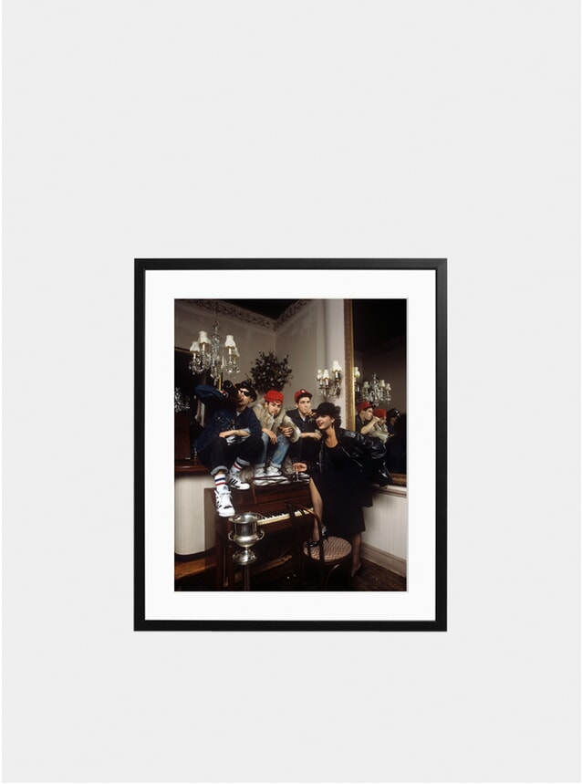 Beastie Boys On The Piano Photograph