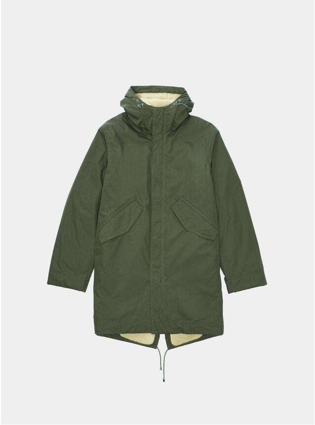 Army Green Jiwa Coat