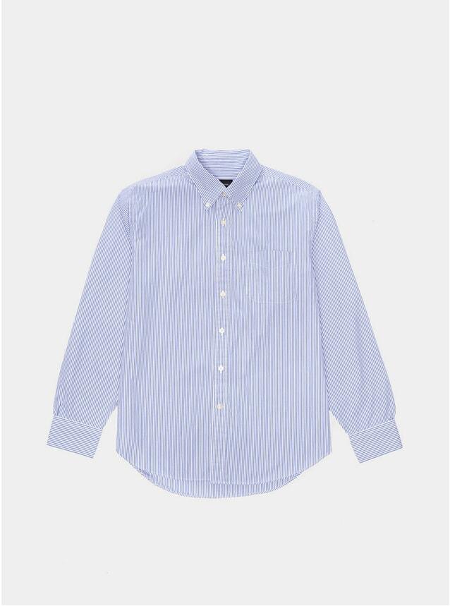 Blue Stripe Gibbs Shirt