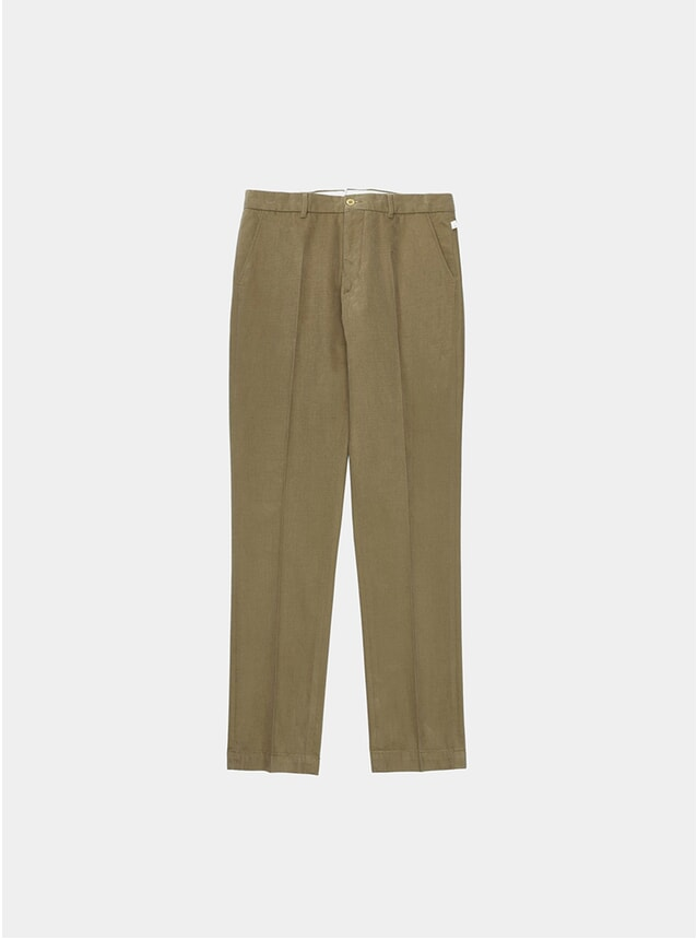 Brown Porths Trousers