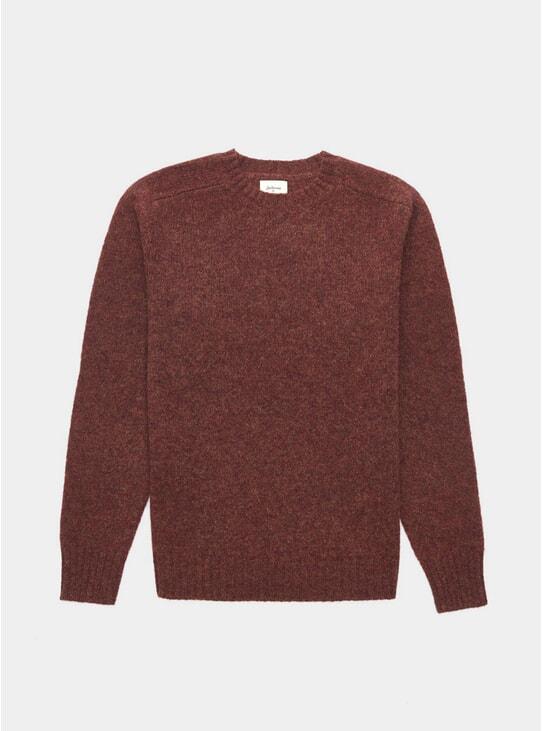 Cordovan Umash Knitwear
