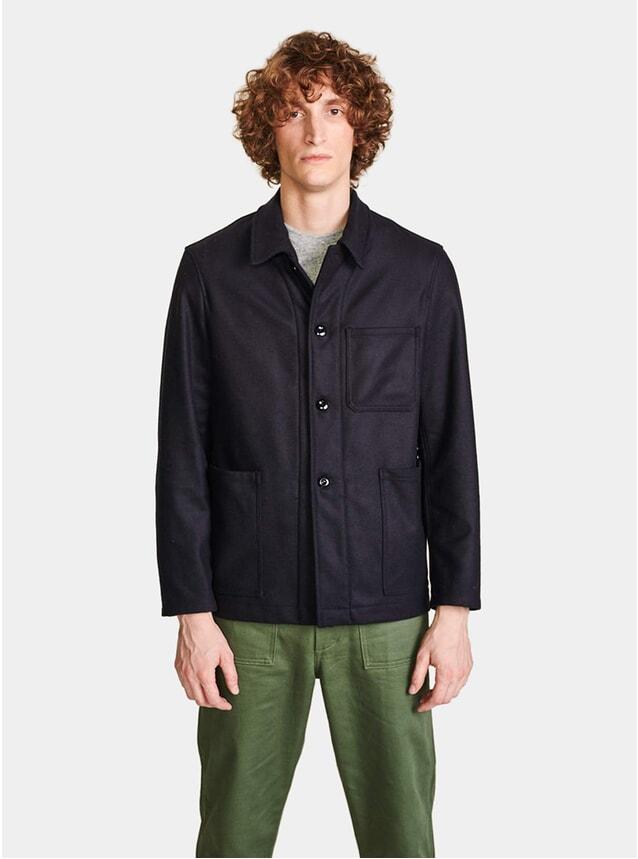 Navy Picxer Jacket