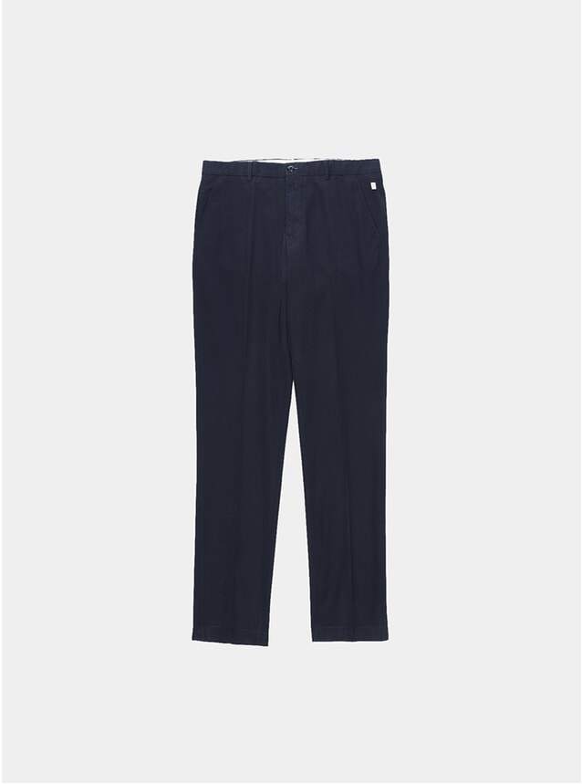 Navy Porths Trousers