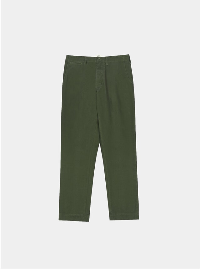 Olive Jacco Pants