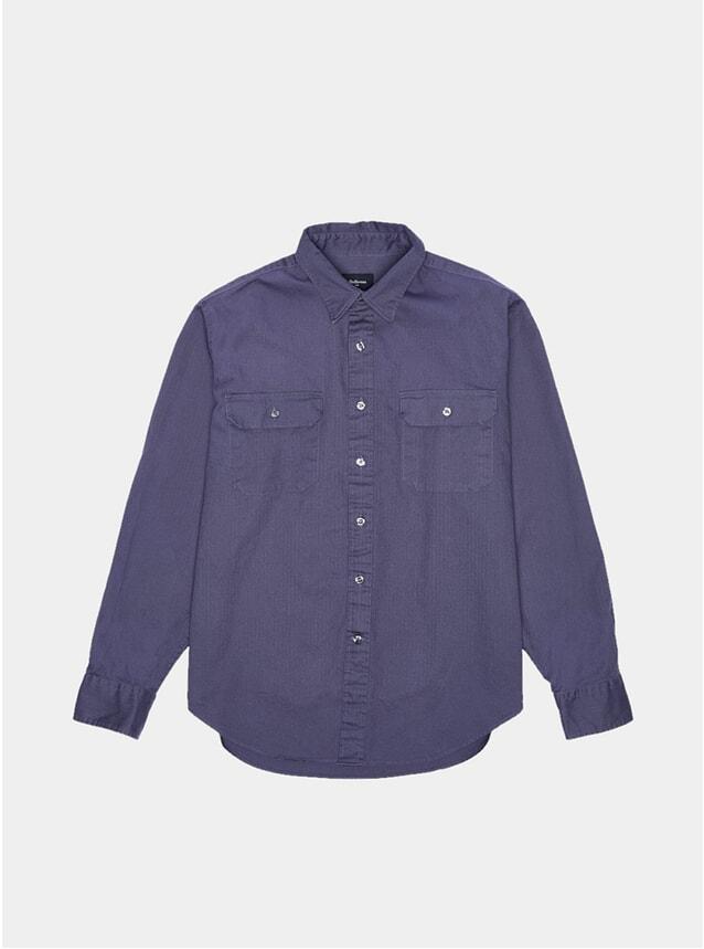 Pewter Gush Shirt