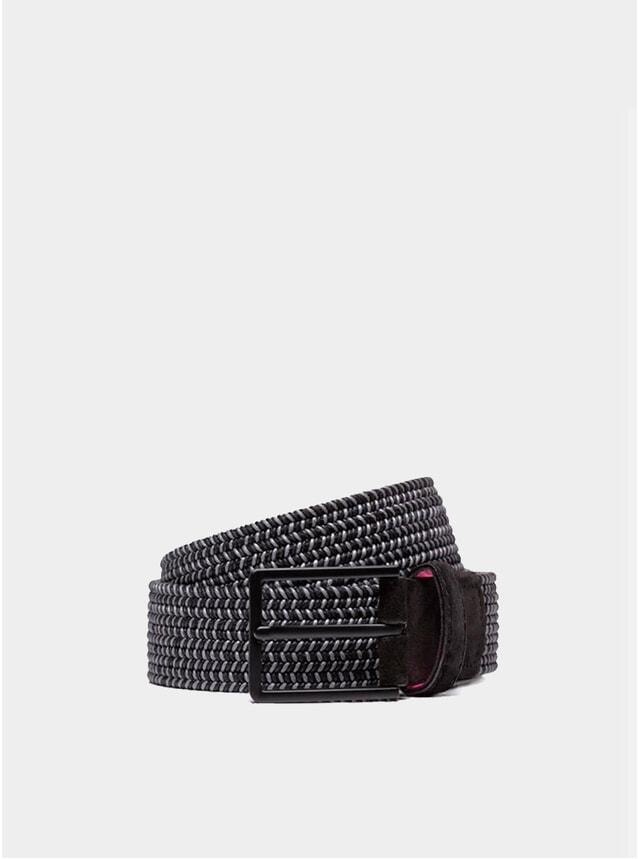 Black / Grey Optic Belt